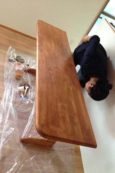 家具塗装2