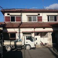 加古川の家Ⅱ解体前写真