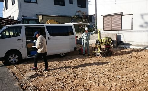 加古川の家ⅡSS試験