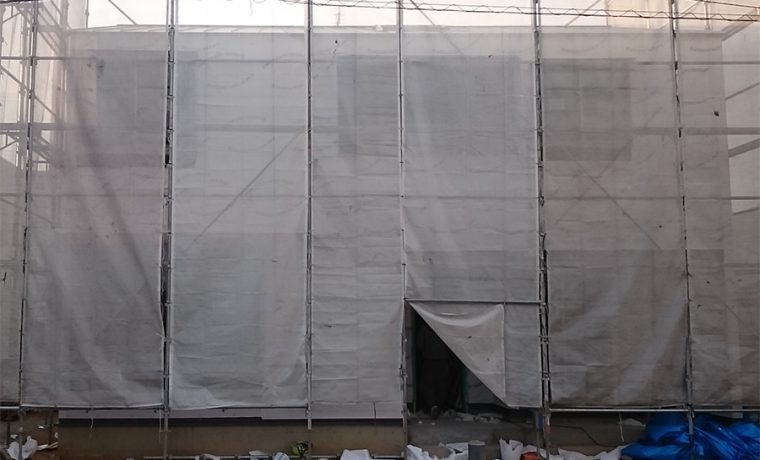 外壁防水シート