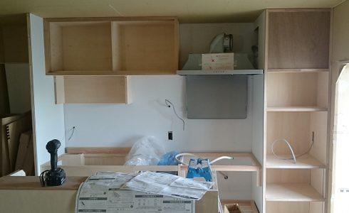 事務所キッチン