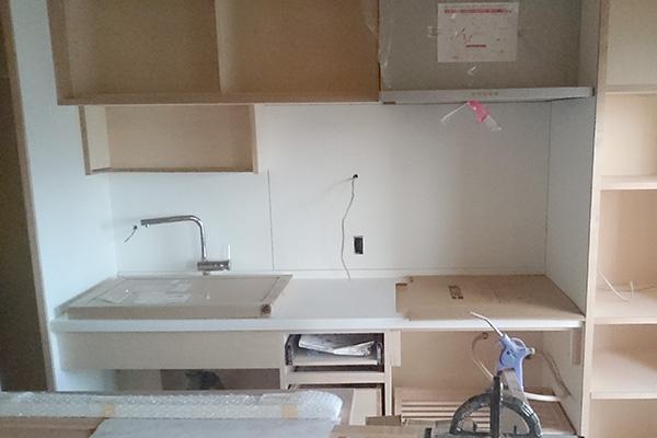 キッチン天板