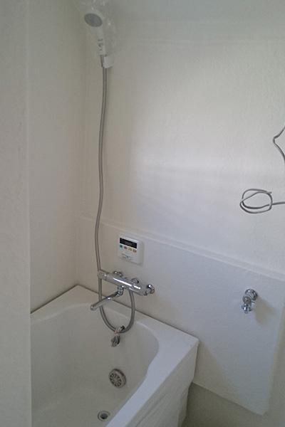 浴室器具付け