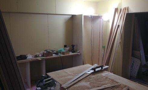 収納造作家具