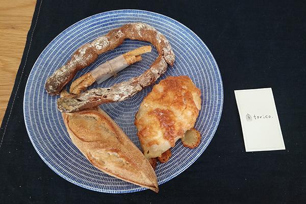 トリコのパン
