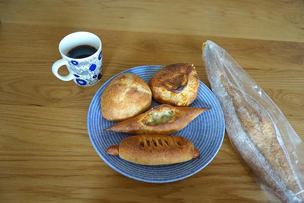 ダディーズベーカリーパン