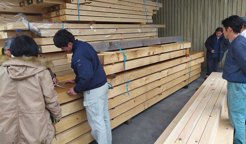 木栄材料検査